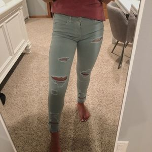 American Eagle Twill X Jegging